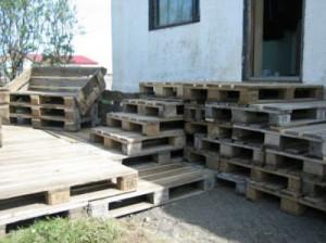 Fare un ponte di legno con pallet2
