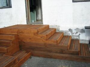 Fare un ponte di legno con pallet5