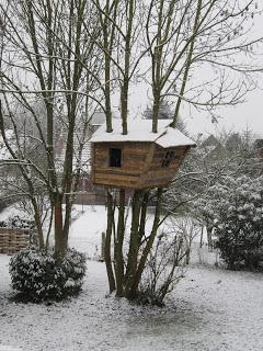 Pallet albero - casa per i nostri figli12