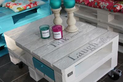 Poltrone e tavolino per decorare un angolo della vostra casa6