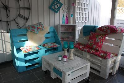 Poltrone e tavolino per decorare un angolo della vostra casa8