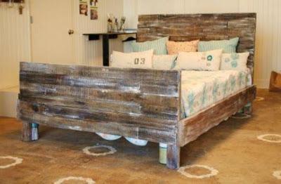 Mobili Con Pallets : Cheap camera da letto per bambini realizzato con palletmobili con