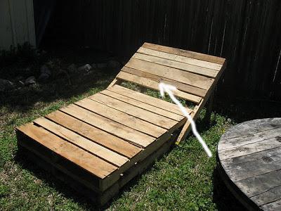 Come Costruire Una Sdraio.Costruire Una Sdraio Chaise Long Per Il Vostro Giardino Con I