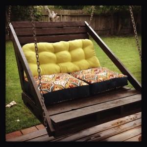 Costruzione di uno swing divano facile da fare con for Facile software di progettazione di mobili