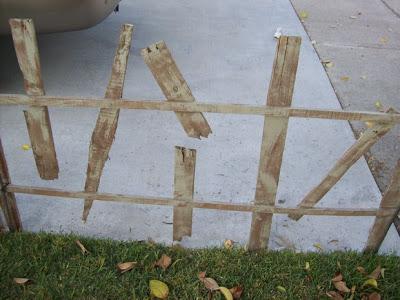 Decora il tuo giardino su Halloween con un cimitero fatto di pallet4