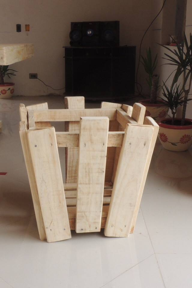 Decoy construcci n mobili con pallet riciclatimobili con pallet mobili con pallet - Mobili in pallet riciclato ...