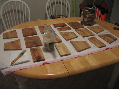 Disegno tavolo esagonale per il vostro balcone realizzato con pallet di legno6