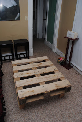 facile da costruire tavolinomobili con pallet mobili con