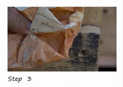 Piccoli scaffali rustico in pallet di legno riciclato5