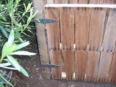 Secchio compost realizzato con pallet di legno6