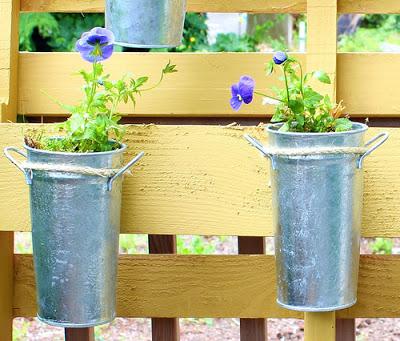 Vertical minuscolo giardino per chi ha poco spazio nel loro giardino o patio2