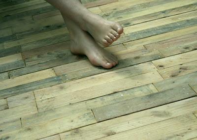 pavimenti in legno di pallet2