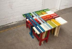 Idee originali realizzati con pallet in legno 12