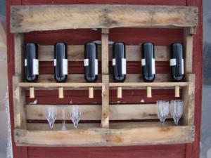 Idee originali realizzati con pallet in legno 8