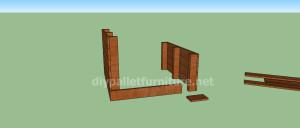 Progetto e piani per costruire una cuccia con i pallet (3)