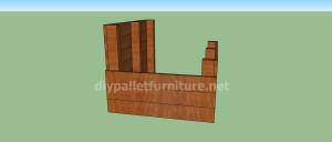 Progetto e piani per costruire una cuccia con i pallet (4)
