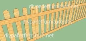Asilo realizzato con pallet e piani di processo (10)