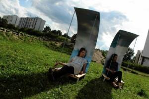 Brodno parco tematico costruito con pallet in Targowek , Varsavia6