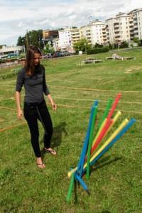 Brodno parco tematico costruito con pallet in Targowek , Varsavia7