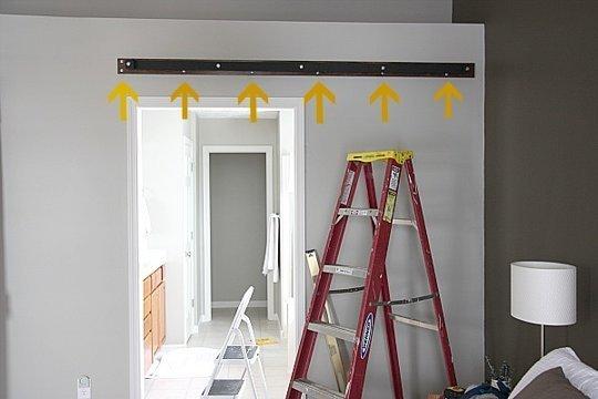 Istruzioni su come fare una porta scorrevole con i for Porta scorrevole economica