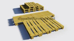 Le istruzioni su come fare un letto con i pallet3