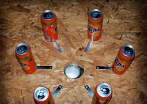 Minigolf fatto con i pallet 5
