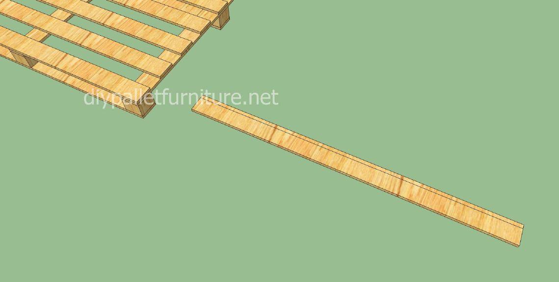 Piani e video di come fare una casa con i pallet 1 di 3 for Quanto costerebbe una casa a 2 piani
