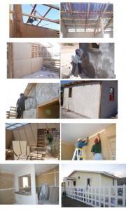 Case auto-costruito popolari con pallet di legno 6