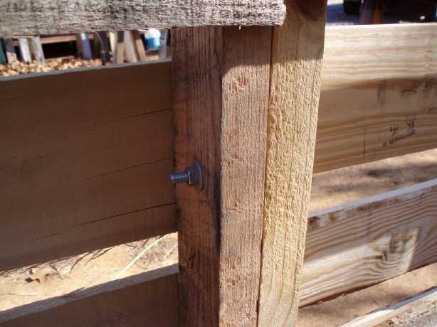 Guida passo passo su come fare un capanno di pallet di for Come costruire una cabina di pietra