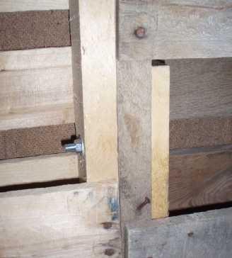 Guida passo passo su come fare un capanno di pallet di for Cabina di legno