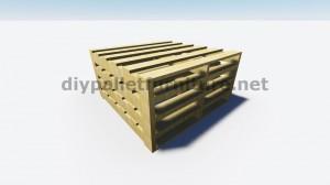 IInstructions di come fare una lampada con pallet di legno 2
