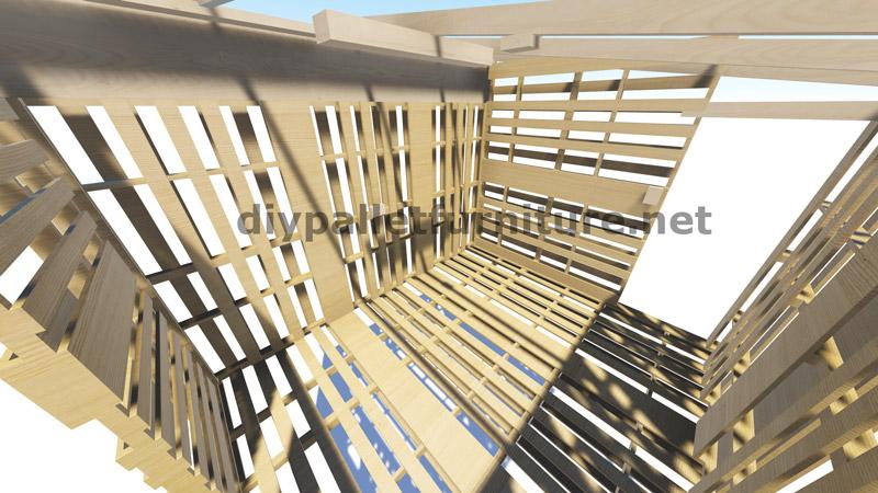 piani 3d per la costruzione di una cabina o un negozio con ForPiani Di Costruzione Del Negozio