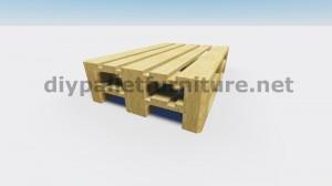 Tavoli galleggiante con i pallet 3