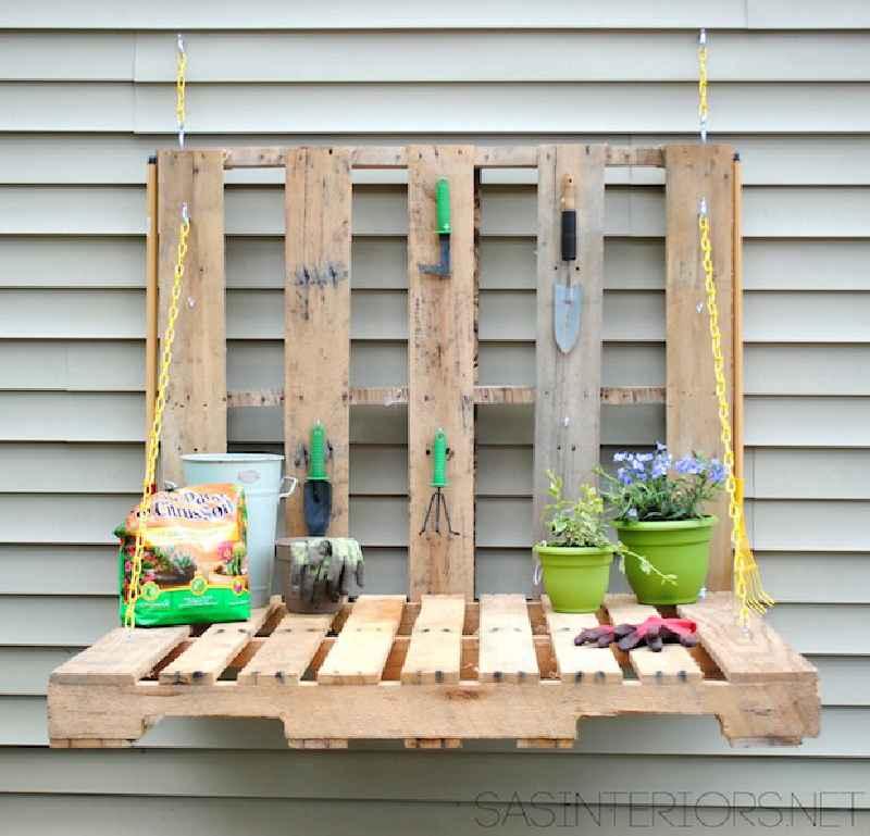 Come fare un tavolo pieghevole per il giardinomobili con for Costruire un tavolo pieghevole