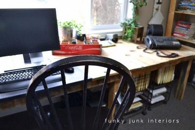 I piani e le istruzioni su come fare una scrivania con pallet