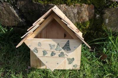 Casetta per gli uccelli 2