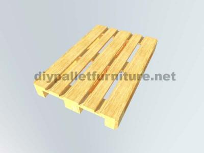 Come fare facilmente un tavolo con un Europallet 5