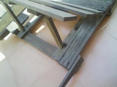 Come fare una sedia a sdraio con i pallet, i disegni e le istruzioni 4