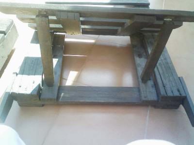 Come fare una sedia a sdraio con i pallet, i disegni e le istruzioni 5