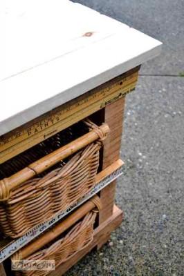 Costruisci il tuo cassetto dei due livelli del hight 2
