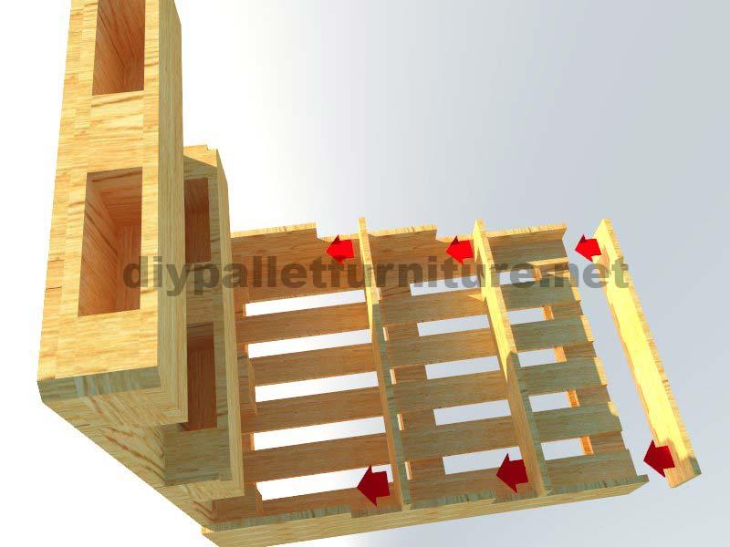 Bozze e le istruzioni passo passo su come fare una - Jardineras en escalera ...