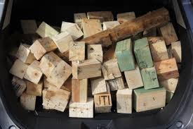 Fare profitto dei tuoi blocchi di legno per pallet!  1