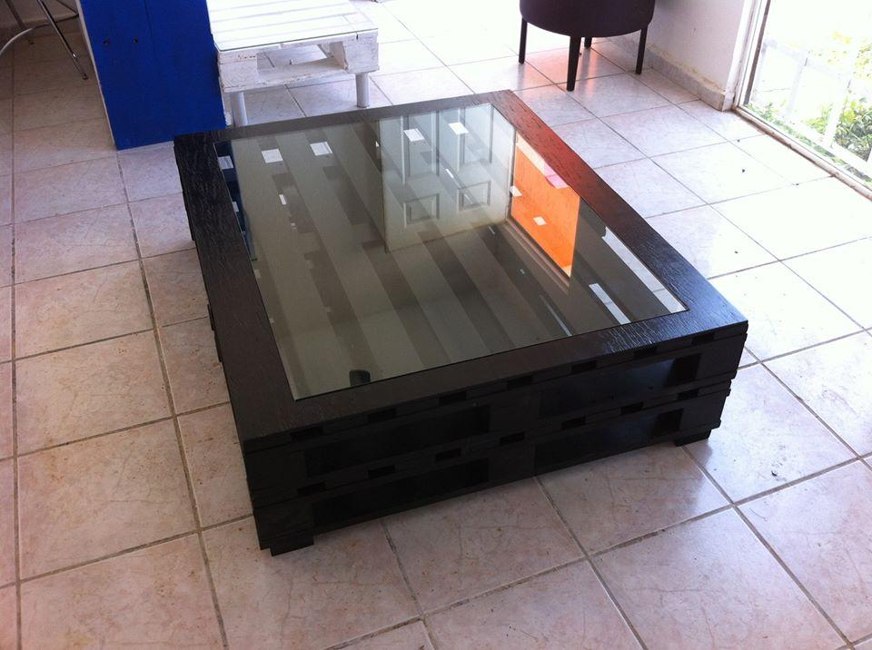 Costruire Tavoli Con Pallet : Costruire tavolo con bancali decoupageitalia