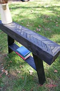 Passi e le istruzioni su come costruire una tabella pallet