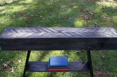 Passi e le istruzioni su come costruire una tabella2