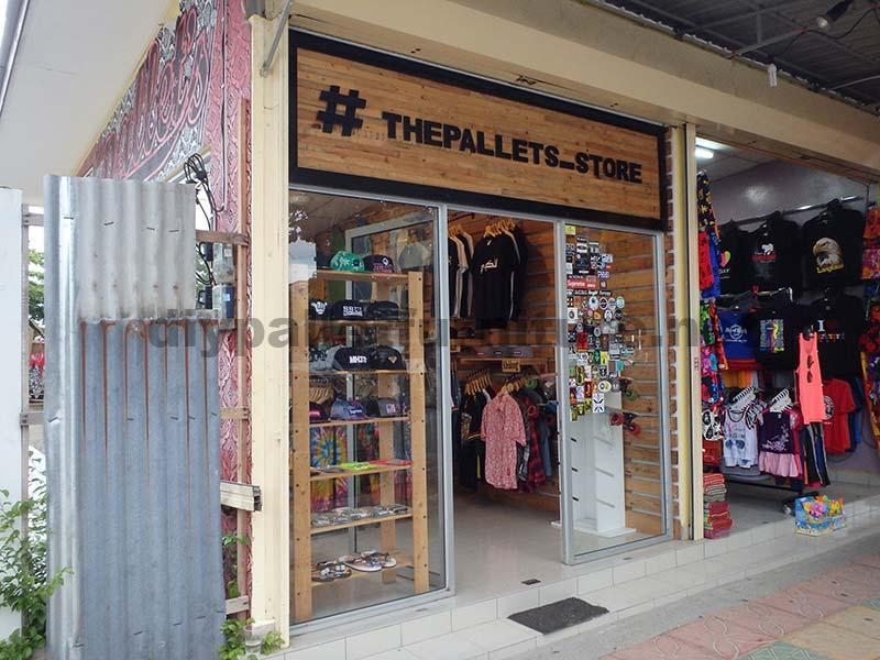 bar e negozi realizzati con palletmobili con pallet | mobili con ... - Idee Arredamento Pallet