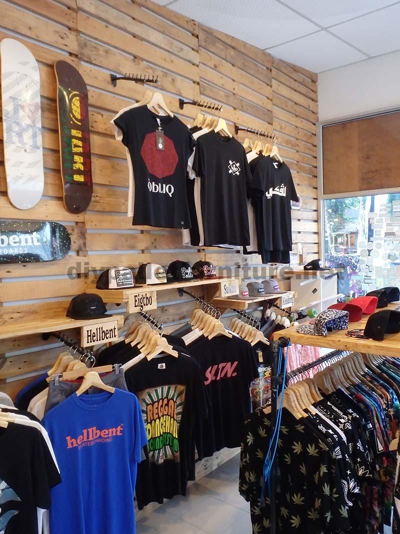 Bar e negozi realizzati con palletmobili con pallet - Ideas para ropa ...