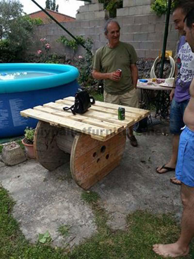 Come Realizzare Un Tavolo Da Giardino.Come Costruire Un Tavolo Da Giardino Cheap Tavolo Giardino Fai Da