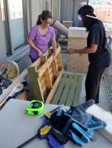 Un divano pallet, i piani e le istruzioni per costruirlo 2