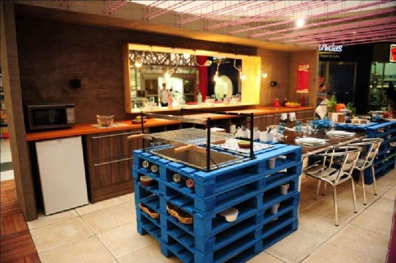 Fabuleux 10 disegni cucina incredibili realizzati con palletMobili con  XT86